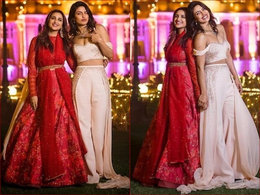 Parineeti Chopra S On Point Sister Of The Bride Looks From The